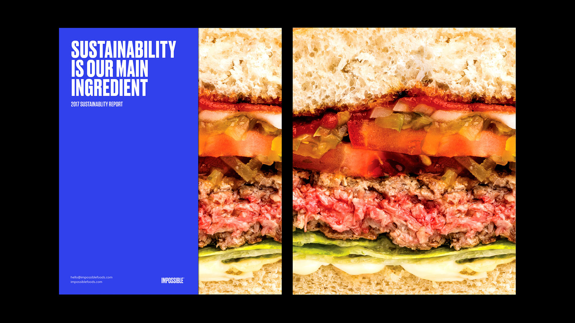 Impossible Foods: Sustainability Report